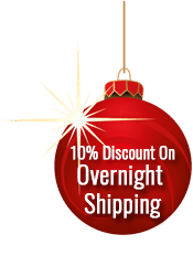 discount on overnight shipping